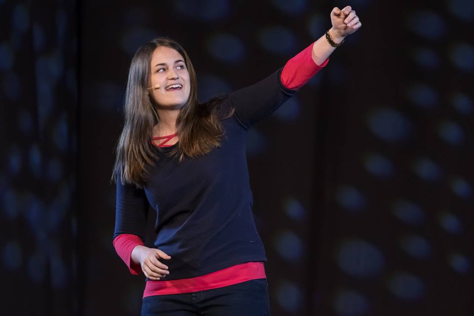 Evelin Pichler Kabarett